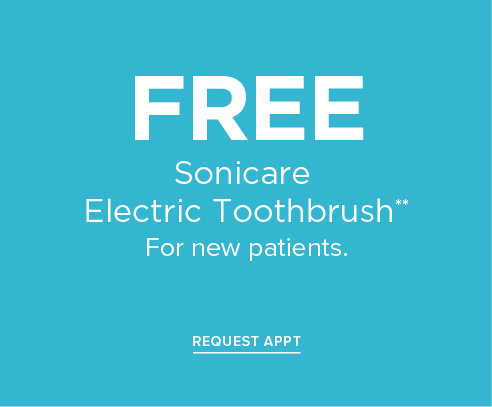 Sonicare Offer - Forney Modern Dentistry and Orthodontics